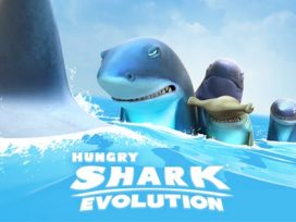 Frenzied Shark Hunt Game